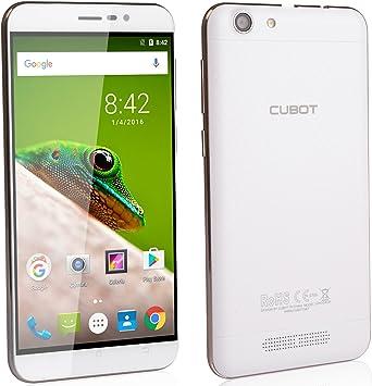 Cubot Dinosaurio 16 GB SIM-Free Smartphone – Gold-Parent: Amazon ...