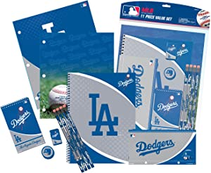 National Design MLB 11-Piece Stationery Set (11056-GCU)