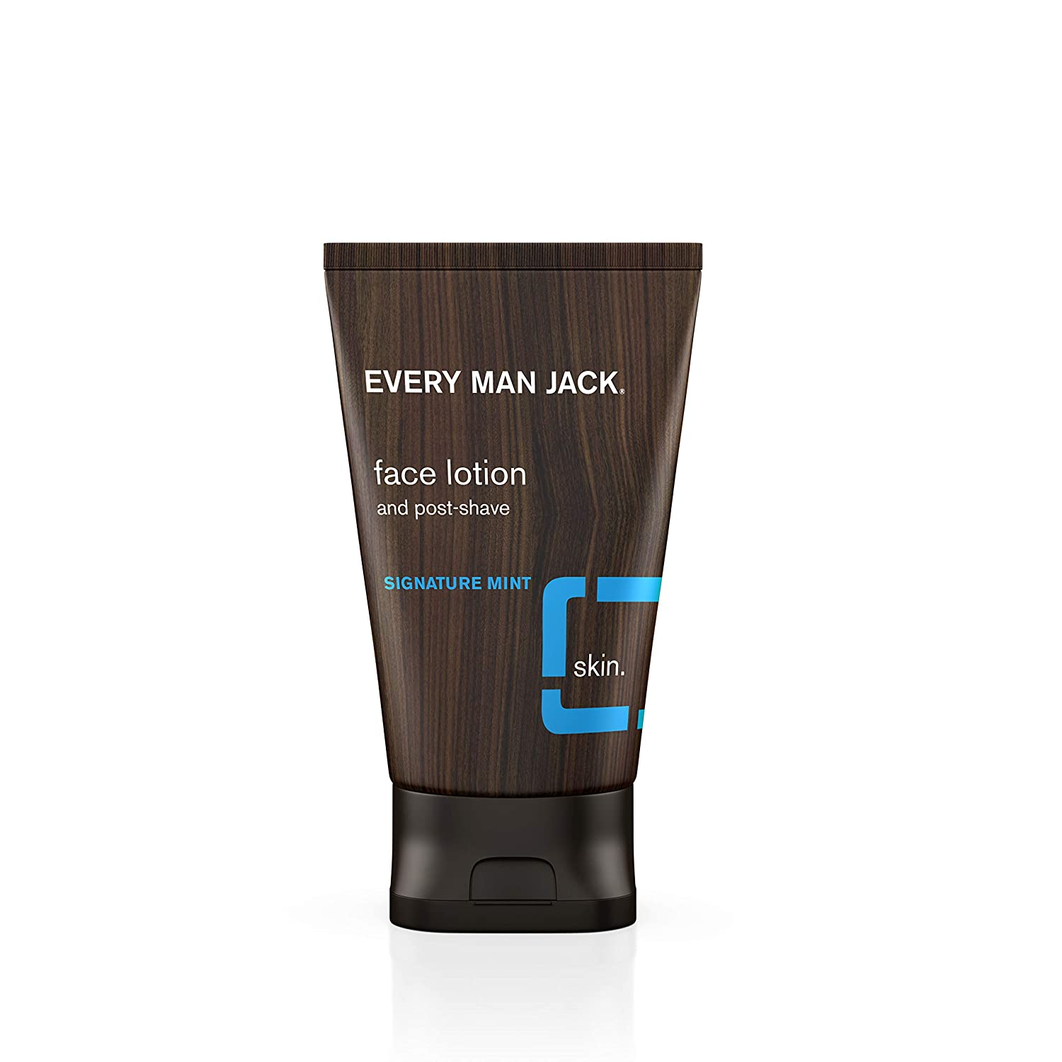 Every Man Jack Post Shave Face Lotion, Signature Mint, 4.2 oz