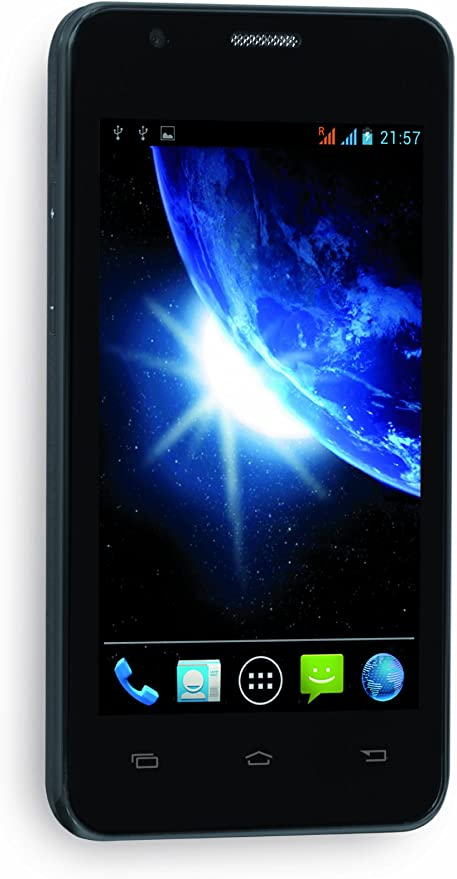 THOMSON TLINK405BLACK-smartphone dual SIM pantalla de 4