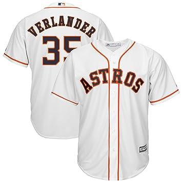 new concept c91e6 de882 Amazon.com : Outerstuff Justin Verlander Houston Astros Kids ...