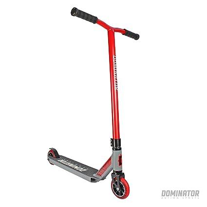 Dominator Ranger Stunt - Patinete (Turquesa/Rojo), Rojo y ...