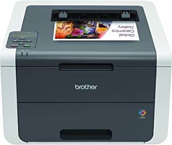 Refurb Brother HL3140CW Wireless Color Laser Printer with Duplex