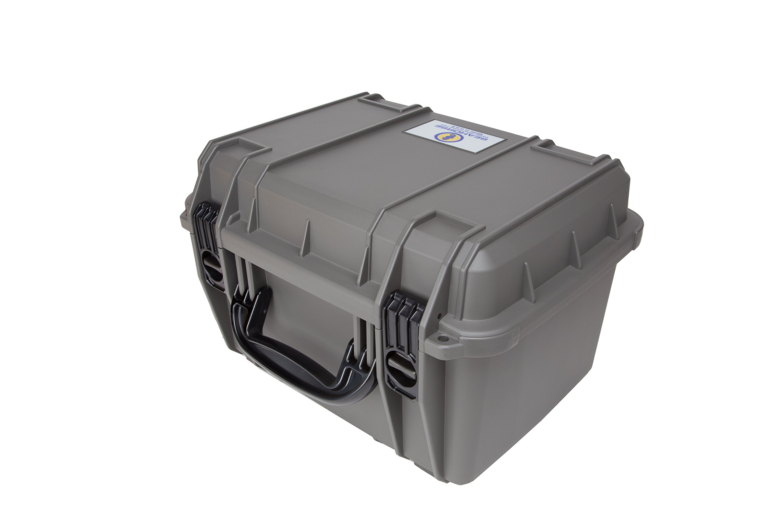 Seahorse SE540 Protective Case without Foam (Gun Metal)