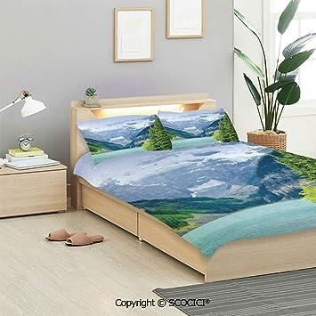 Lake House Bedding Sets.Amazon Com Scocici Lake House Decor Bedding Sets 1 Duvet