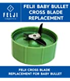 Felji Cross Blade Replacement for Baby Bullet