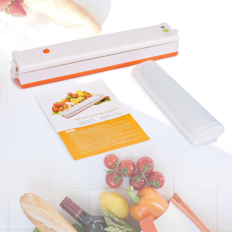 Padia Home Vakuum Verpackung Maschine-Bleiben frisch,Sous Vide,Kompaktes Design