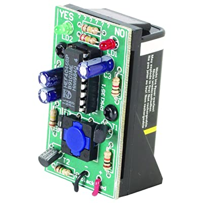 Electronic Decision Maker MiniKit - MK135 by Velleman. A perfect entry level soldering project.: Office Products