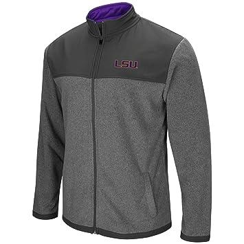 Amazon.com: Colosseum LSU Tigers NCAA Gameplan - Chaqueta de ...