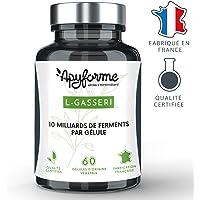 Apyforme - L Gasseri - Probiotiques - Probiotique minceur - Probiotique Lactobacillus gasseri - 60 gélules végétales - Cure de 2 mois - Made in France