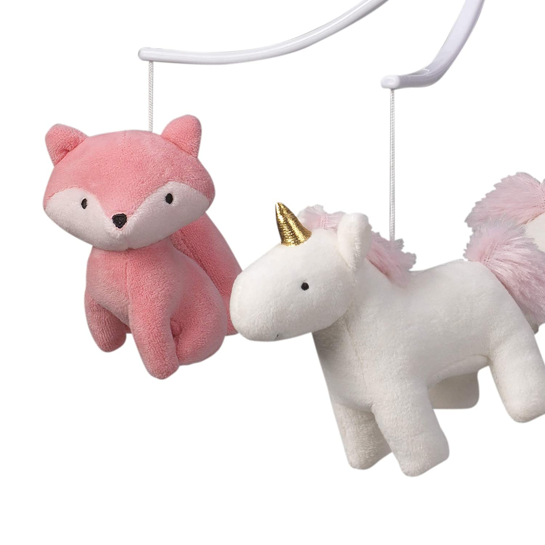 Amazon.com: Bedtime Originals Rainbow Unicorn Musical Baby ...