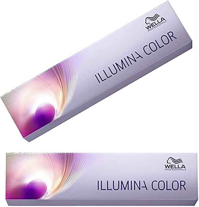 Wella 2 x Illumina Color 9/ rubio claro puro 60 ml