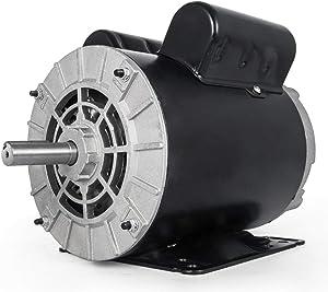LTTNTTK NEW 3HP Electric Motor for air Compressor 3455 RPM 5/8