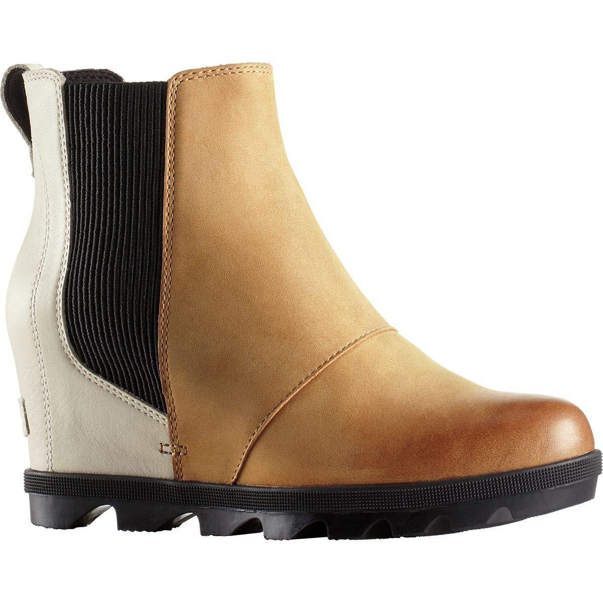Camel Brown Joan of Arctic™ Wedge II Chelsea - Footwear  Women's Footwear  Women's Lifestyle