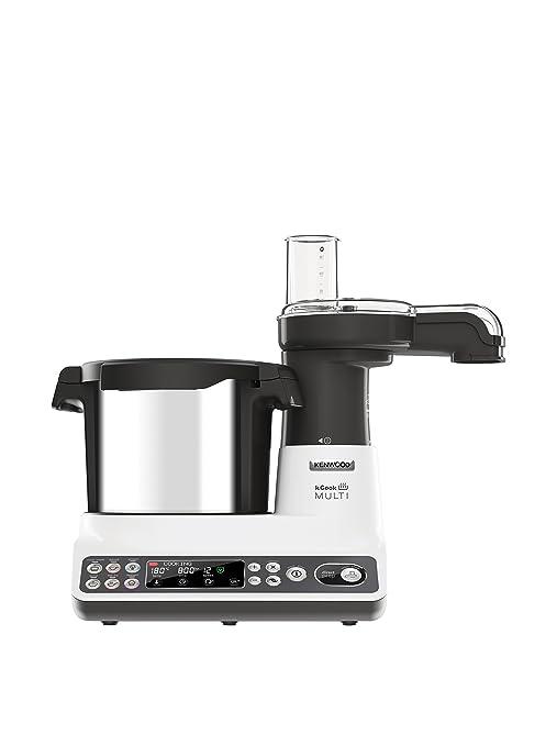 Opinioni per Kenwood CCL401WH Kcook Multi Robot da Cucina con