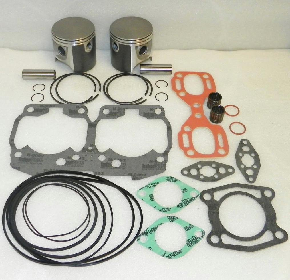 NEW PLATINUM REBUILD KIT FITS .25MM OVER SEA-DOO 96-97 GSX 97-99 SPX 95-97 XP 800 010-818-11P
