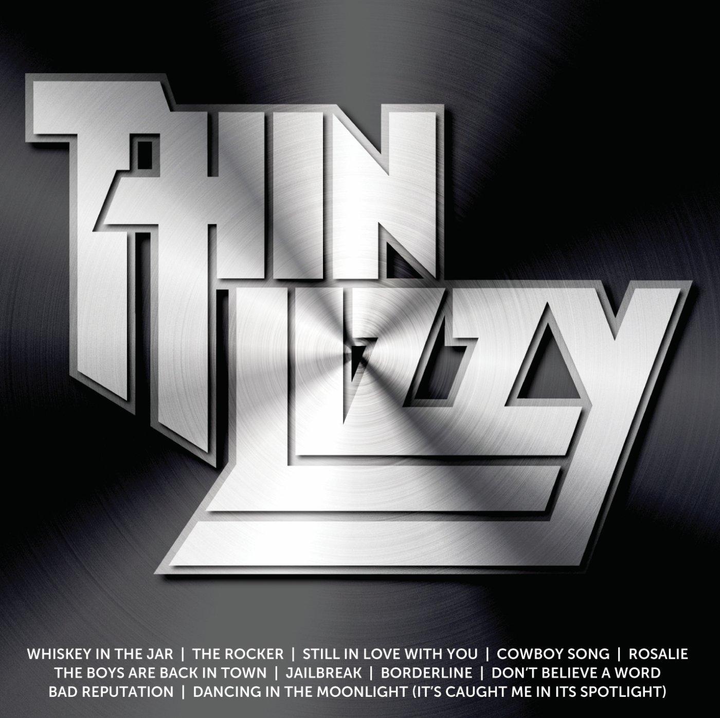 Thin Lizzy Icon Amazon Music