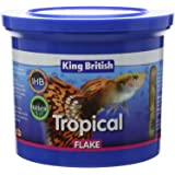 King British Tropical Flake Food, 200 g