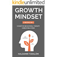 GROWTH MINDSET: 2 BOOKS IN 1: Cognitive
