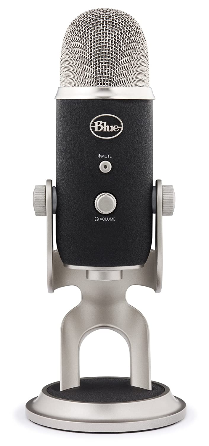 Blue Microphones Yeti Pro mic for youtube