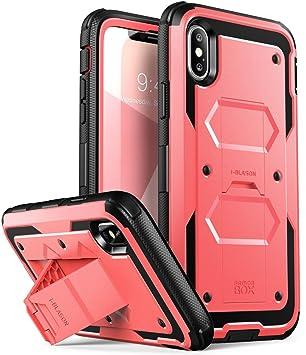 coque trempe anti choc iphone xs rose