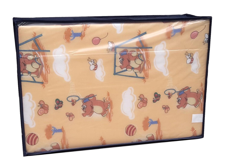 Baby letto da viaggio ESPANSO Materasso 60 x 120 schiuma schadstoffgep