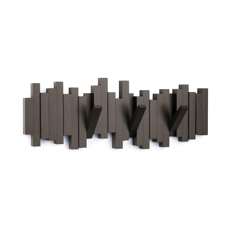 amazoncom umbra sticks hook wall hook espresso home  kitchen -