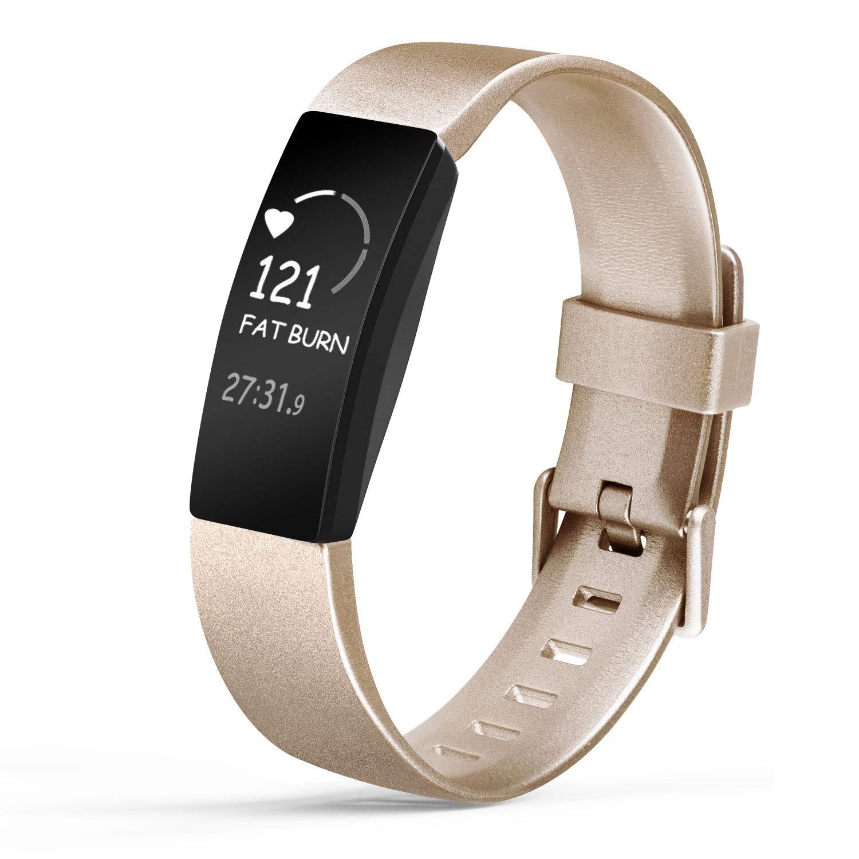 No Tracker Soft Replacement Cinturino per Fitbit Inspire//Inspire HR Fitness Amzpas Compatibile con Fitbit Inspire Cinturino /& Fitbit Inspire HR Cinturino