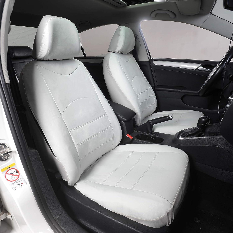 WOLTU AS7235be-5 Einzelbezug vordere Sitzbezug f/ür Autositz ohne Seitenairbag 5er