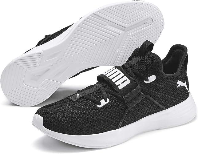 chaussures homme puma blanc