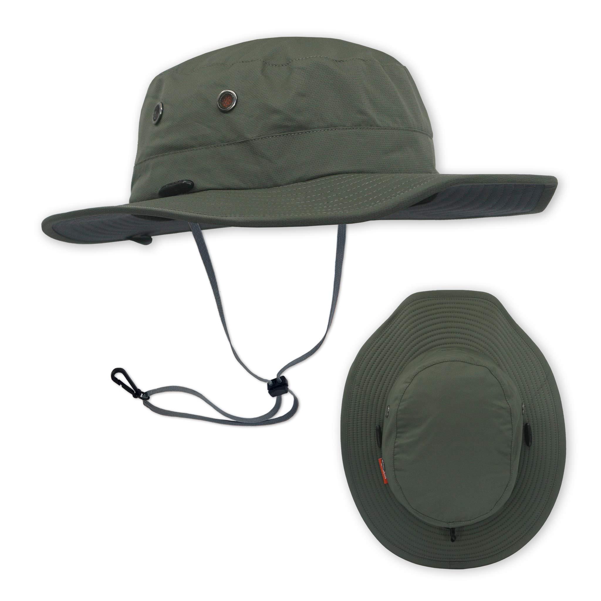 Shelta Seahawk Hat Dirty Olive M/L