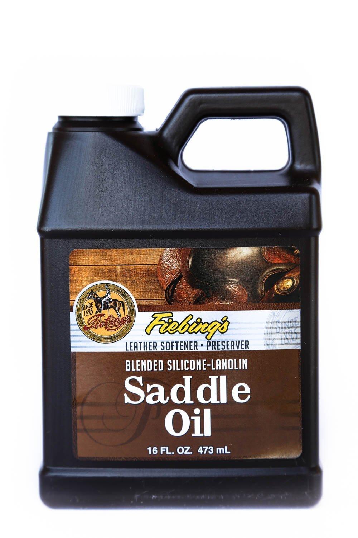 BND 277010 FIEBING COMPANY INC D - Silicone Lanolin Saddle Oil 088-30125/SOIL00A01