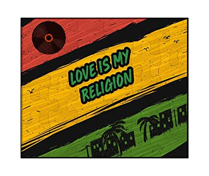 Amazon com: Makoroni - Love is My Religion Jamaican Jamaica Reggae