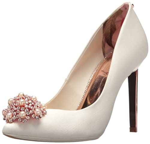 0c11b1ccdb Ted Baker Women's Peetch 2 Pump: Amazon.co.uk: Shoes & Bags