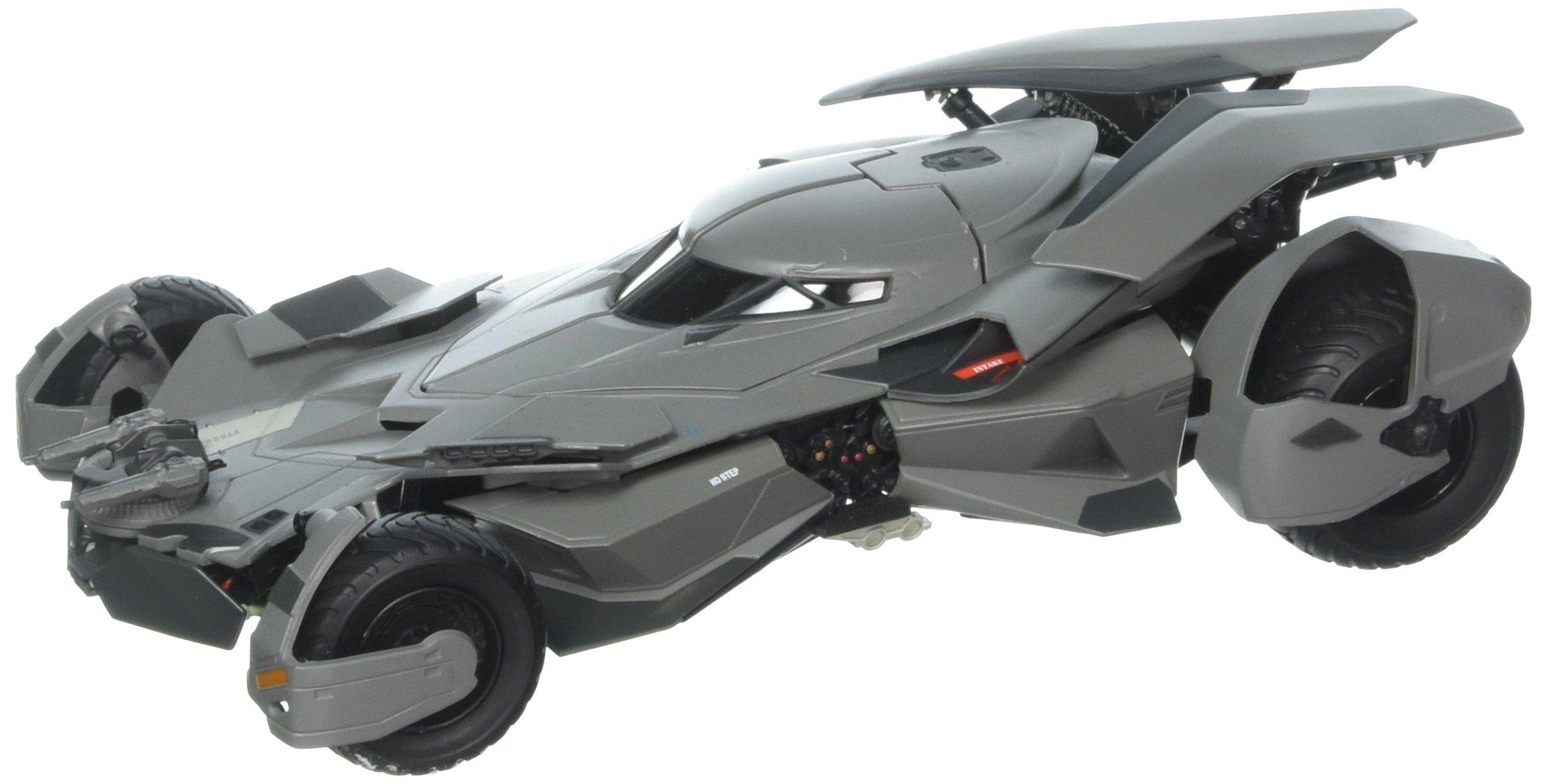 Hot Wheels Elite Batman vs. Superman: Dawn of Justice Batmobile Die-cast Vehicle (1:18 Scale)