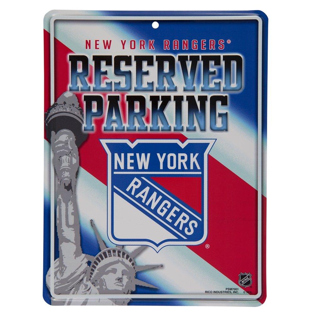Unbekannt NHL Abonnements Metall Parken Schild Boston Bruins Rico Industries Inc. PSM7301