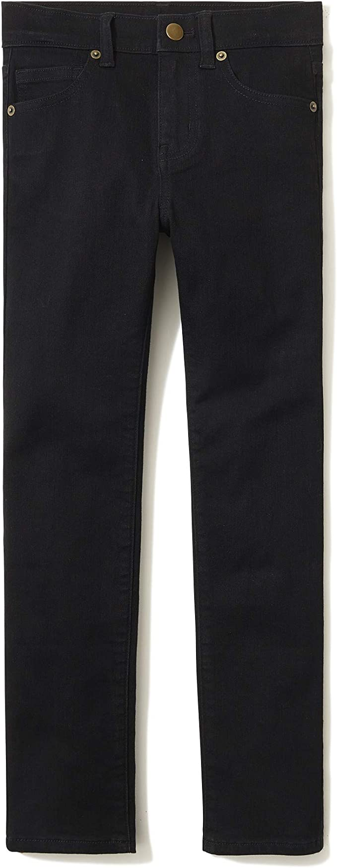 LOOK by crewcuts Boys Lightweight Pull on Chino Pant