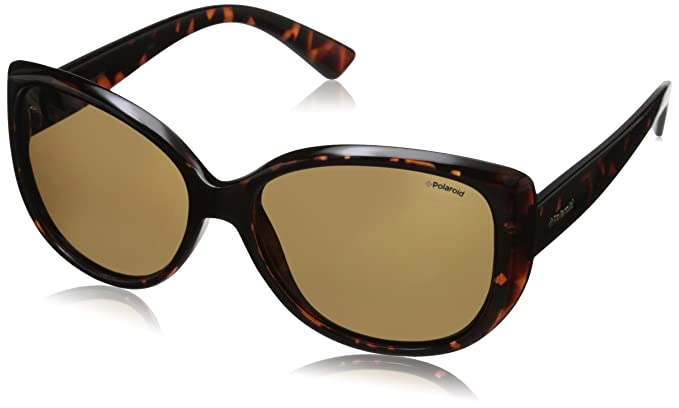 9c14cc86820ae Polaroid Sunglasses Women s PLD4031S Polarized Rectangular Sunglasses