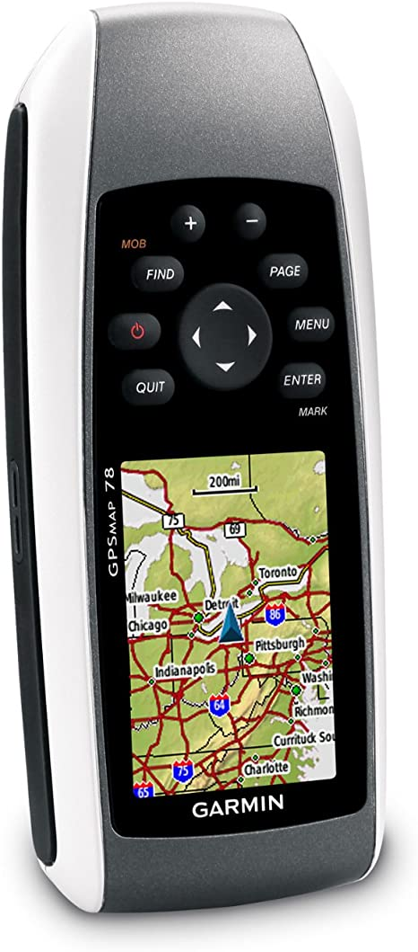 Garmin GPSMAP 78 - Navegador GPS con mapas mundiales Integrados: Amazon.es: Deportes y aire libre