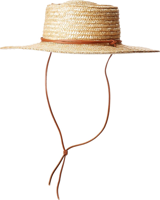 San Diego Hat Company Mens Kwai Braided Straw Lifeguard Hat