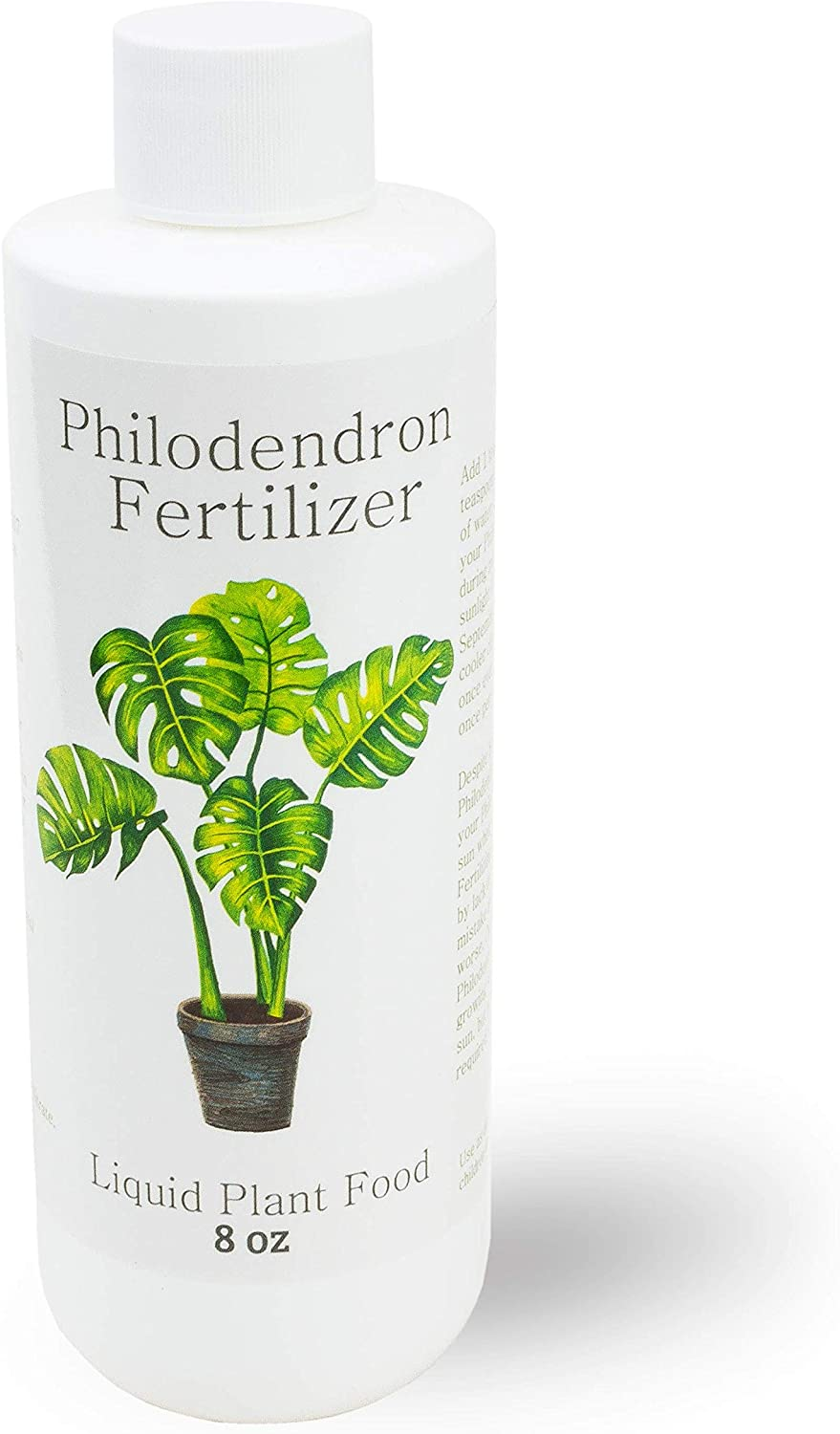Philodendron Fertilizer PhilodendronPlant Food Indoor Plant Food Liquid Fertilizer for Philodendron Micans Selloum Plantvine Burle Marx NPK Fertilizer by Aquatic Arts