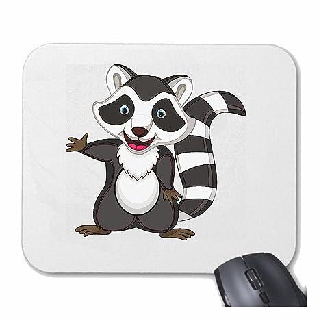 Mousepad alfombrilla de ratón FELIZ LAVADORA OSO OSO DE AMÉRICA DEL NORTE AMÉRICA DEL MAPACHE SCHUPP ...