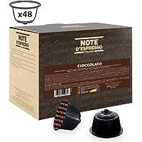 Note D'Espresso - Cápsulas de chocolate Exclusivamente Compatibles con cafeteras de cápsulas Nescafé* y Dolce Gusto* 14…