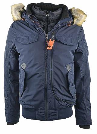 various styles super cute cute TOM TAILOR Herren Blouson Jacket with Hood Jacke