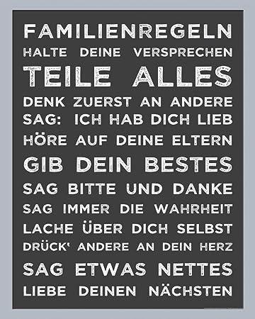 Motivational Familienregeln Zitate Sprüche Motivations