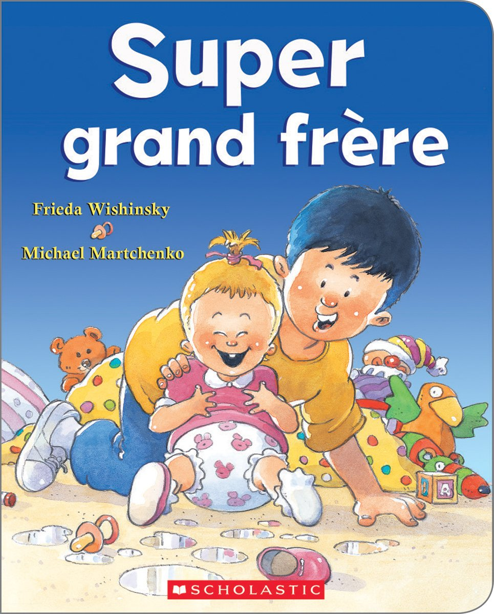 Read Online Super Grand Fr?re (French Edition) pdf epub