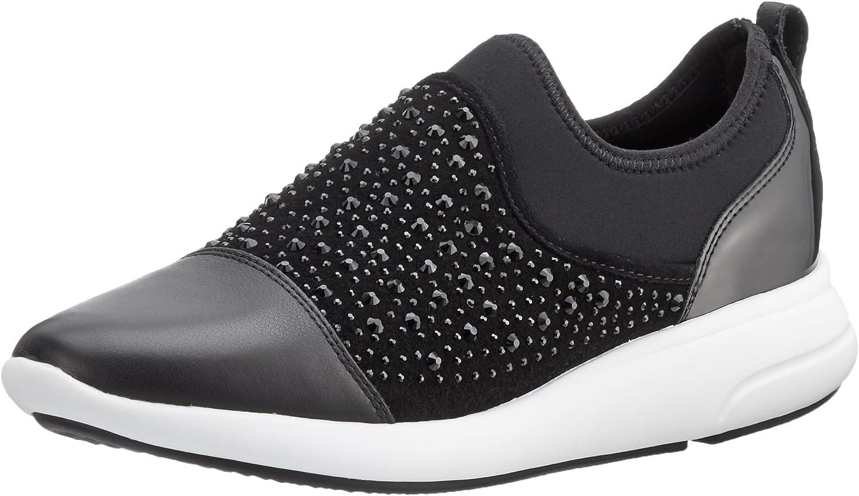 Ordenador portátil Dormitorio astronomía  Amazon.com | Geox Women's D Ophira B Low-Top Sneakers, Nero ...