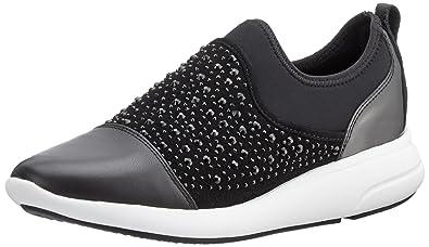 Geox D Ophira a, Women's Low-Top Sneakers