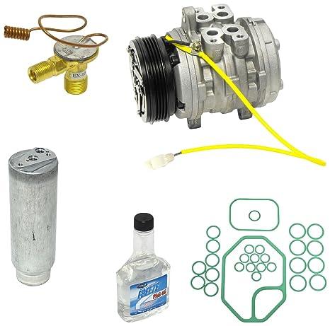 Universal aire acondicionado KT 1033 A/C compresor y Kit de componente