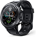 Arbily Smartwatch Hombre, Reloj Inteligente con Pantalla Tátil Completa, Reloj Deportivo Impermeable IP68, Reloj Digital…